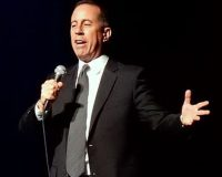 Jerry Seinfeld Slams The Oscars For Dropping Kevin Hart