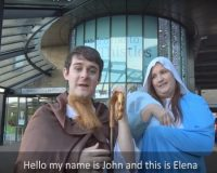 Young Christians Stage Nativity Scene After Mall Banned Theirs. How The Mall Responded Is Awesome.