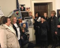 VIDEO: Families Storm Nancy Pelosi's Office. Here's The Reason Why.
