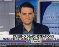 VIDEO: One Eve Of Headlining March For Life, Conservative Powerhouse Ben Shapiro Destroys Pro-Choice Arguments