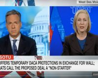 VIDEO: 2020 Presidential Candidate Sen. Kirsten Gillibrand Goes On Damage Control Over Former Position On Immigration