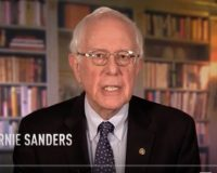 VIDEO: Bernie Sanders Announces Presidential Bid By Putting President Trump On Blast