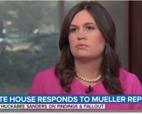 Viewers Scorch NBC Host For Post-Mueller Interview With Sarah Sanders