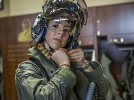 Idaho Pilot Becomes First Woman To Fly F-35 Jet For Marine Corps