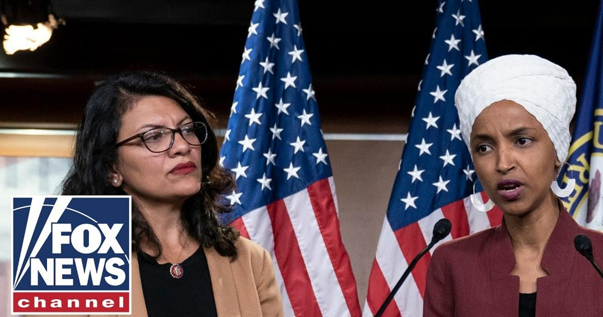 Israel To Block Omar, Tlaib Visit Over BDS Support