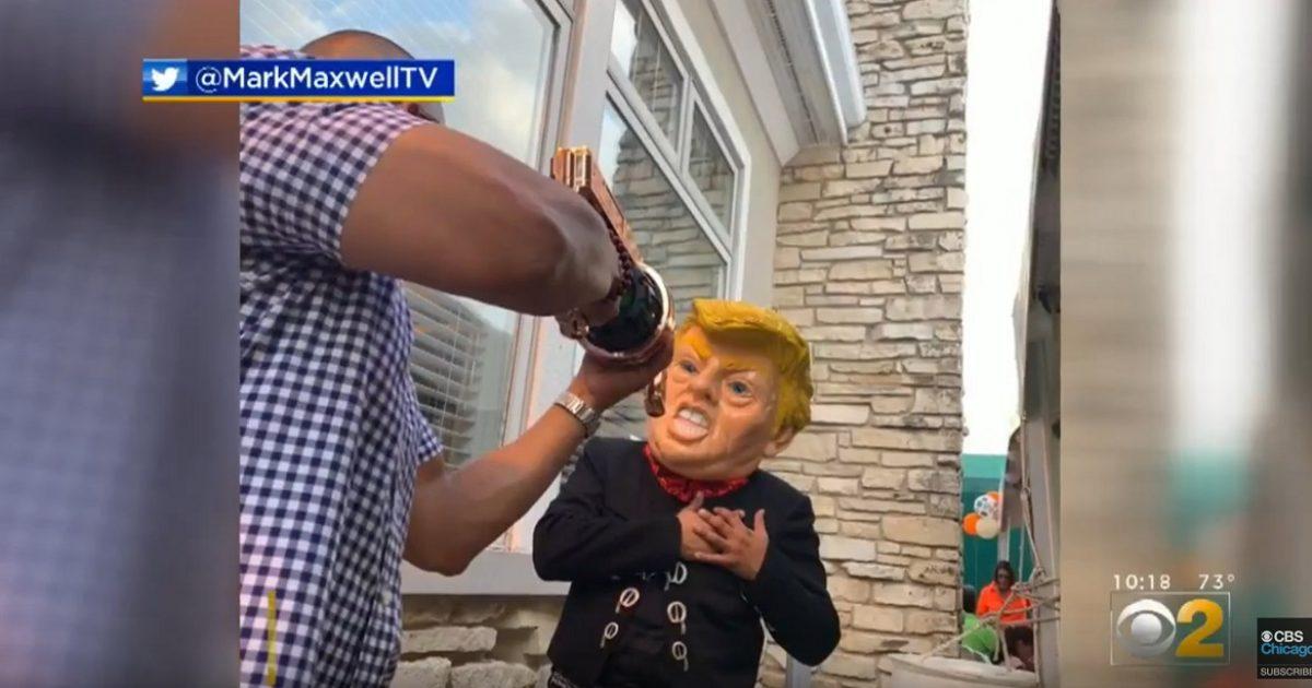 Dem Fundraiser Had Simulated Assassination Of Trump