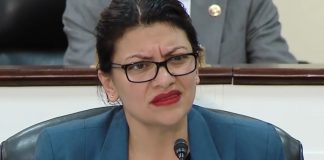 Rashida Tlaib Claims President Trump Is 'Scared' Of Her And The 'Squad'