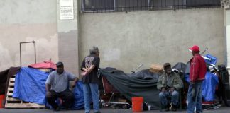 L.A. Launches Homeless Skid Row Clean Up Team