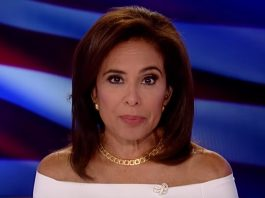Judge Jeanine: Dems Plot To 'Replace American Citizens With Illegals'