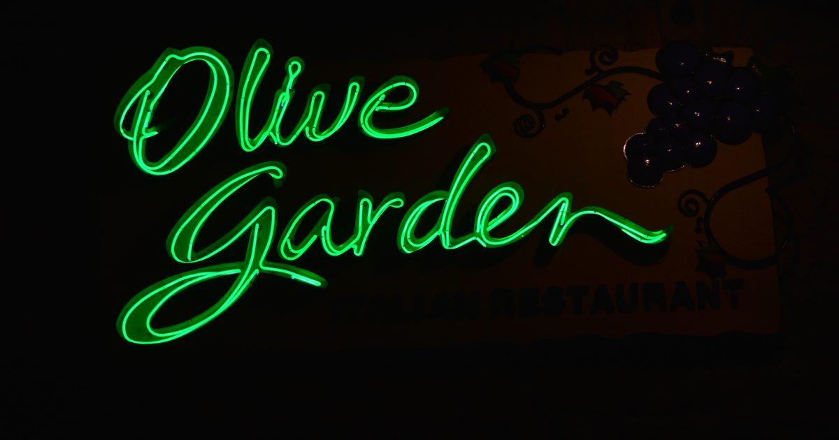 Leftists Call For Boycott Of Olive Garden