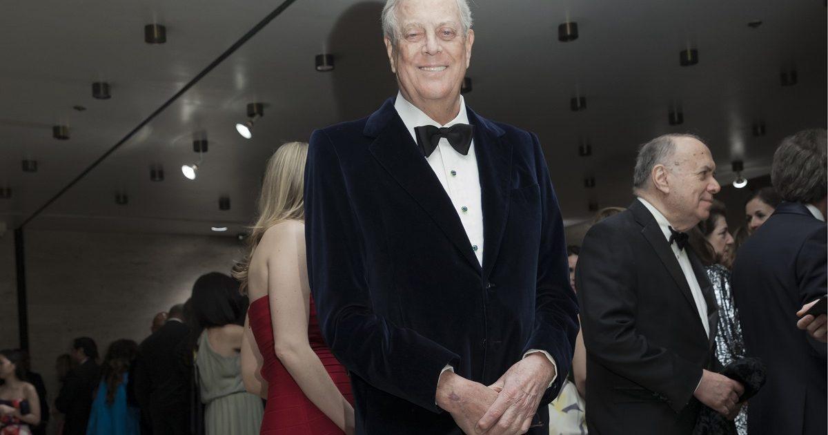 Billionaire Conservative Activist David Koch Dead At 79