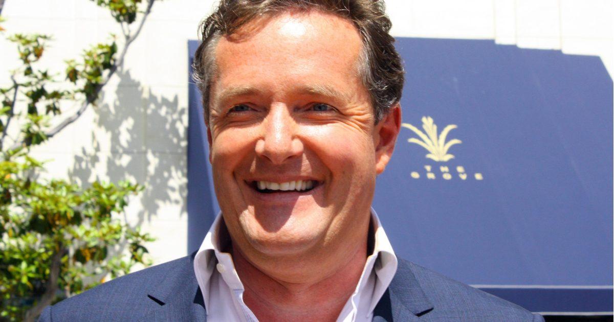 Piers Morgan: