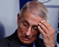 Foolish Fauci Warns Against Eating Indoors Despite Falling Virus Numbers, Rising Vaccinations