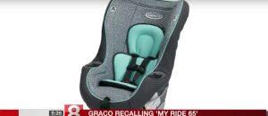 IMPORTANT: Popular Child Car Seats Recalled