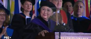 Hillary Compares Trump to Nixon