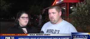 Unarmed Man Stops Shooter at Florida Restaurant