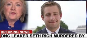 Death of DNC Staffer Seth Rich NOT botched Robbery Says New Report
