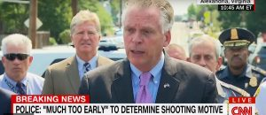 Dem Governor's Figures on Gun Violence Means US Devoid of People in 3 ½ Days