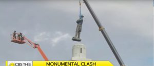 British Press Ask Why Fuss Over Confederate Statues?