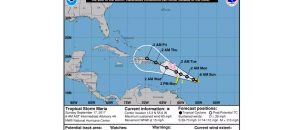 More Storms Heading Toward Caribbean & East Coast