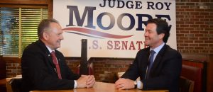 Senate Candidate Judge Roy Moore Asked to Support National Reciprocity Act