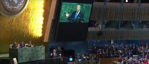 BREAKING: Trump Tells UN US will Totally Destroy North Korea if Necessary