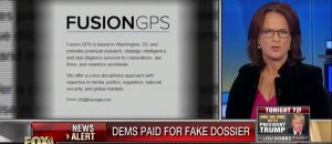 Fusion GPS Took Fake Trump Dossier to Media at Request of Democrats