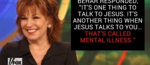 ABC Flooded with Complaints After The View Co-Host Mocks Pence's Christian Faith