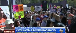 Media and Anti-Gun Dems Using Students to Do What They Couldn't