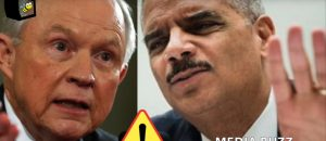 Holder Reveals Personal Hypocrisy in Criticism of Sessions