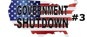 Government Shutdown #3 ???