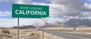 California Republican Leaves State Due to Dem Lunacy