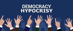 Today's Congress and the Hypocrisy of Democracy