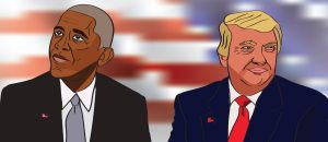 Approval Rating Trends Leading into Midterm Elections – Obama v. Trump