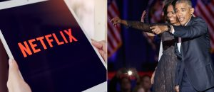 Netflix Inks Deal with Obamas