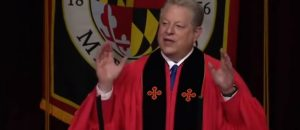 Gore Tells Commencement Crowd Trump Presidency Should be Terminated