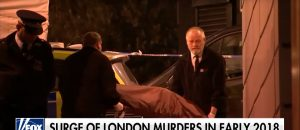 Gun Free London Sees 44% Increase in Murders