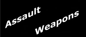 Assault Weapons Play a Role in Our Daily Lives