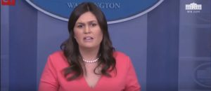 Sarah Huckabee Sanders' Great Response to Laura Bush's Criticism of Separating Illegal Families