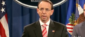 Is Rosenstein Intentionally Trying to Sabotage Trump's Meeting with Putin?