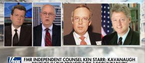 Bill Clinton Sex Scandal Returns During Senate Screening of Kavanaugh