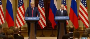 Russians Fail to Declare Putin Victor of Meeting with Trump